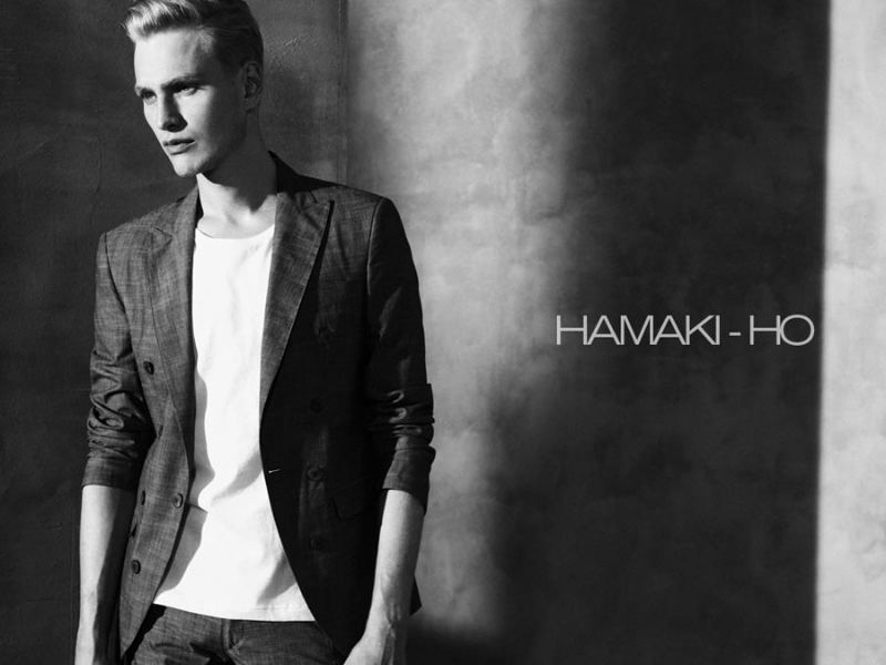 Hamaki-ho Spring 2011 Campaign | Gerhard Freidl & Benoni Loos by Bruno Van Mossevelde