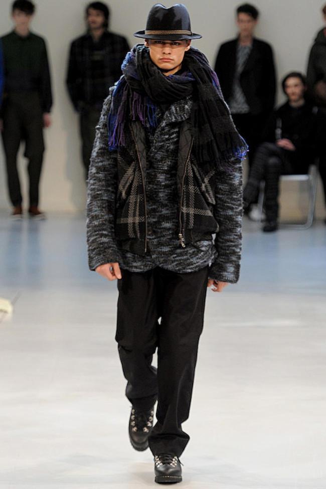 Issey Miyake Fall 2011 | Paris Fashion Week