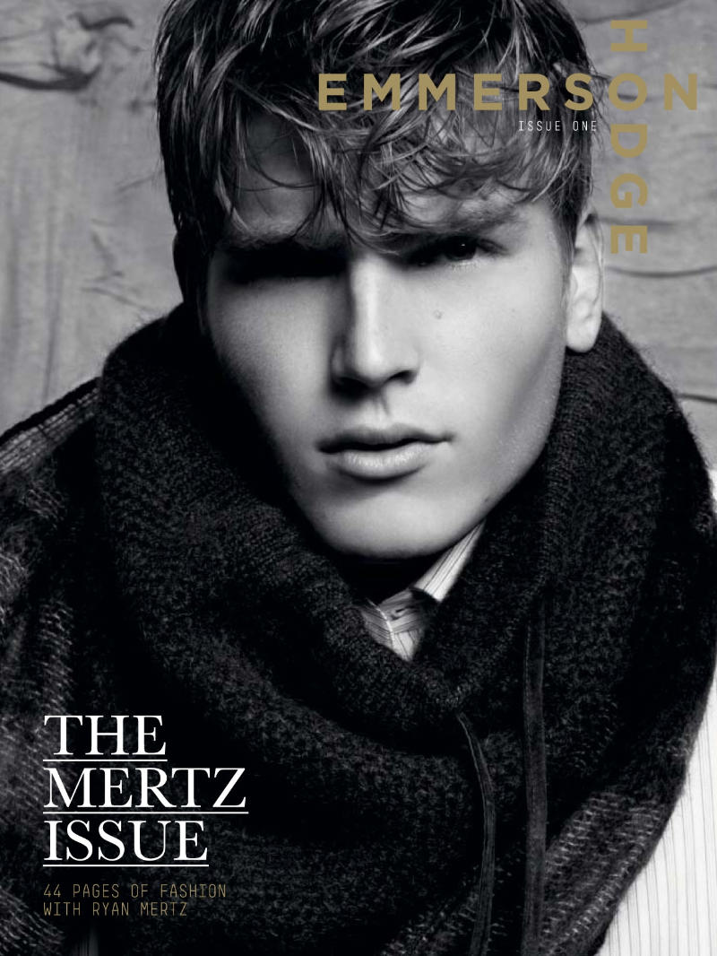 Preview   Ryan Mertz by Nicky Emmerson for Emmerson Hodge