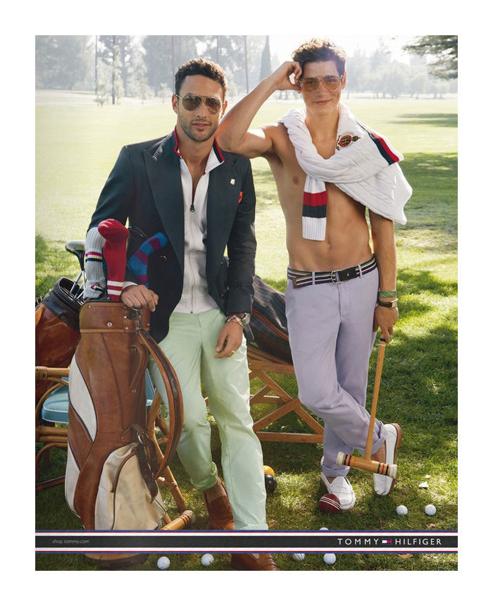 Tommy Hilfiger Spring 2011 Campaign Preview | Noah Mills & Sam Way by Craig McDean