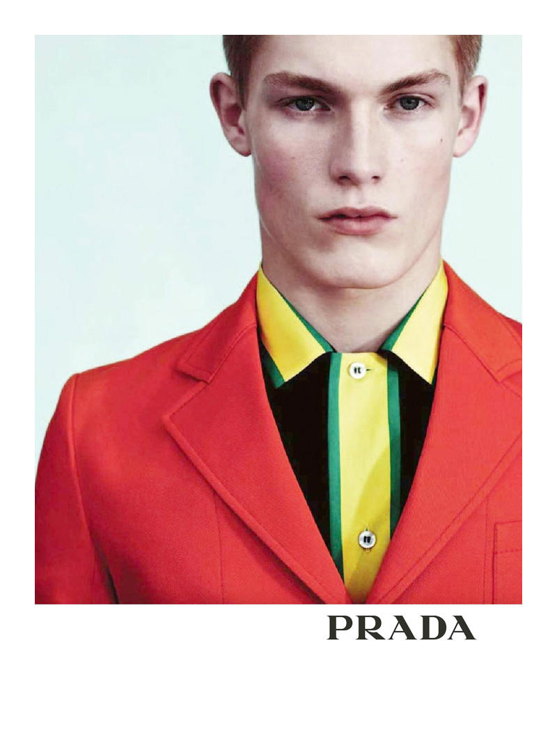 Prada Spring 2011 Campaign Preview | Clément Chabernaud, Harry Goodwins & Kim Dall'Armi by Willy Vanderperre