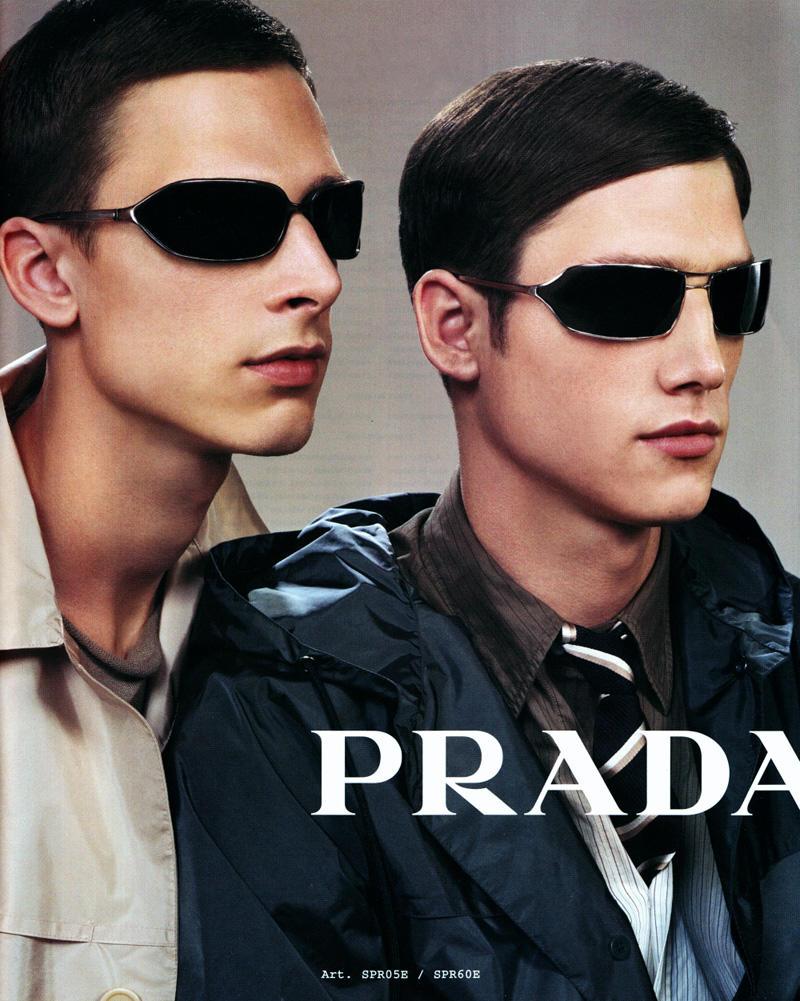 Prada Spring 2004 Eyewear Campaign
