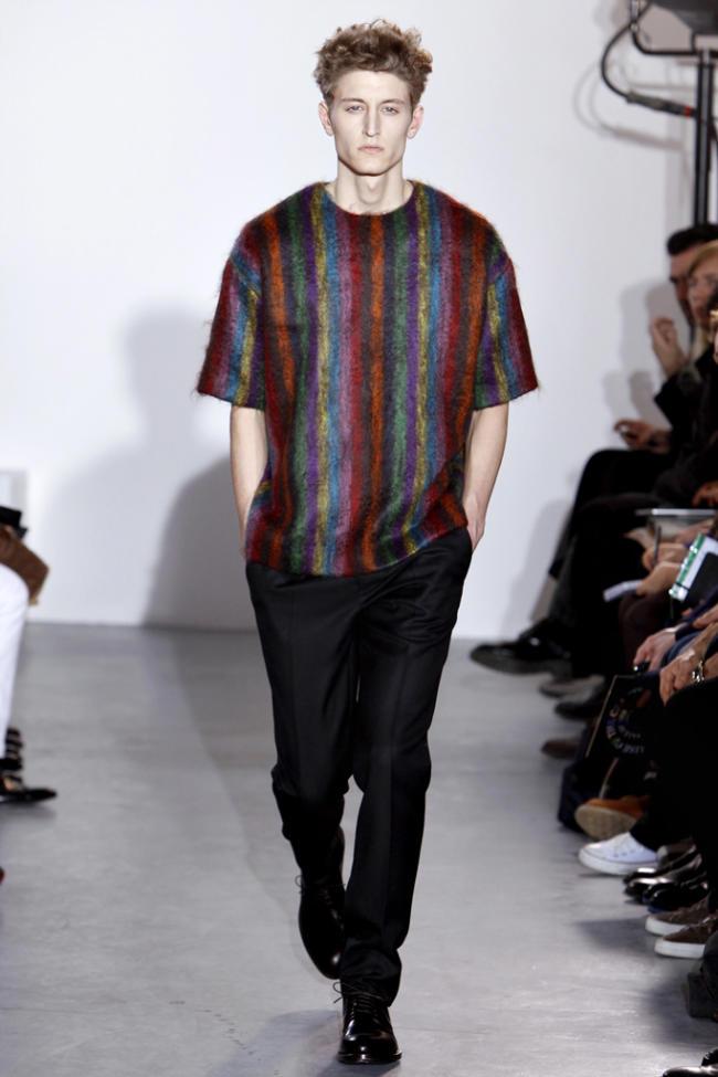 Raf Simons Fall 2011 | Paris Fashion Week