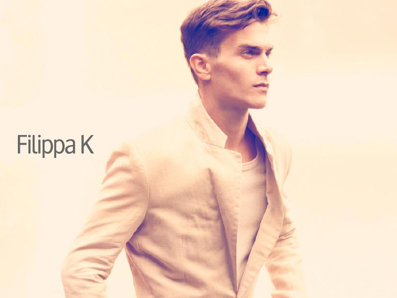 Filippa K Spring 2011 Campaign | Vincent Lacrocq by Camilla Åkrans