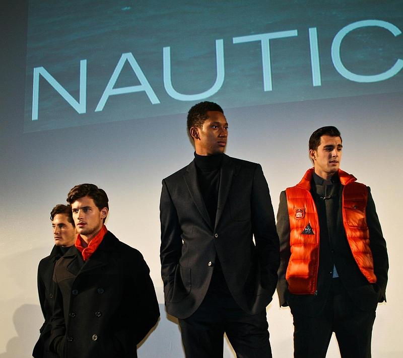 Nautica Fall 2011 Preview   Mercedes-Benz Fashion Week