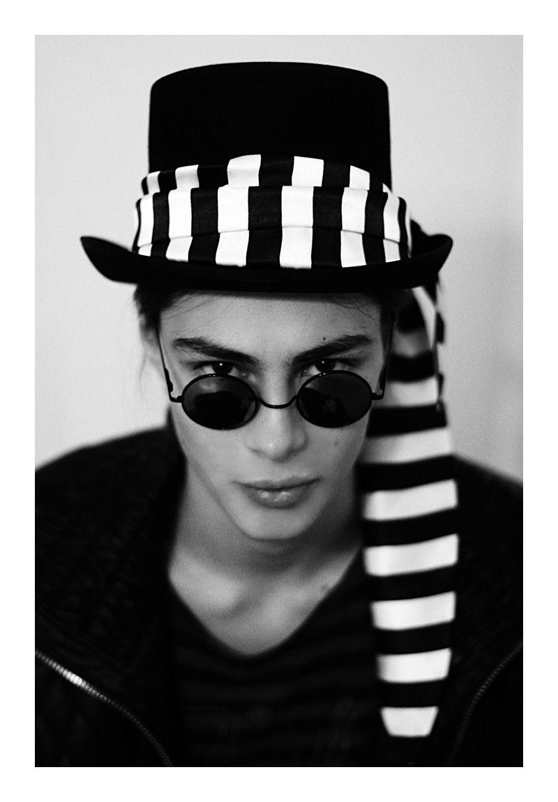 Michael Tintiuc by Olga Lirfon's in Paranoid for The Fashionisto