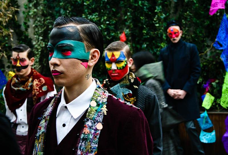 PetrouMan Fall 2011 Preview | Mercedes-Benz Fashion Week