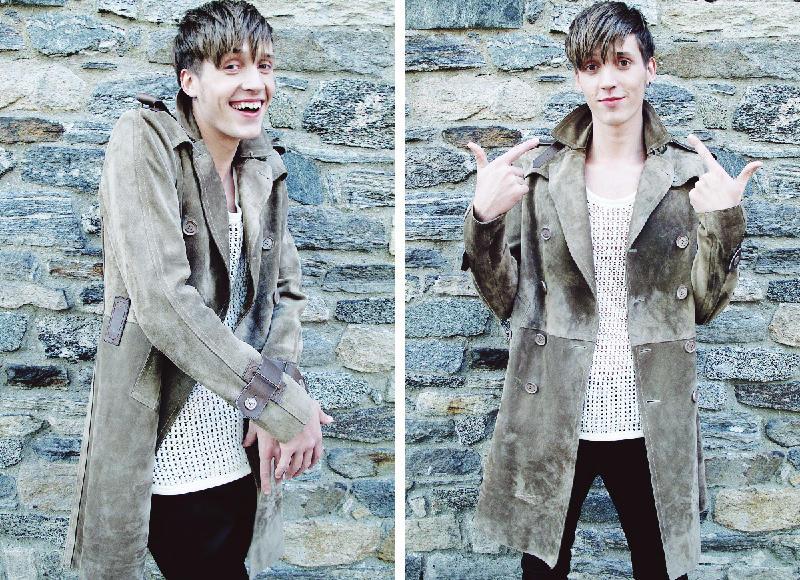 Fashionisto Magazine Preview   Sasha Lysenko by Shannon Sinclair