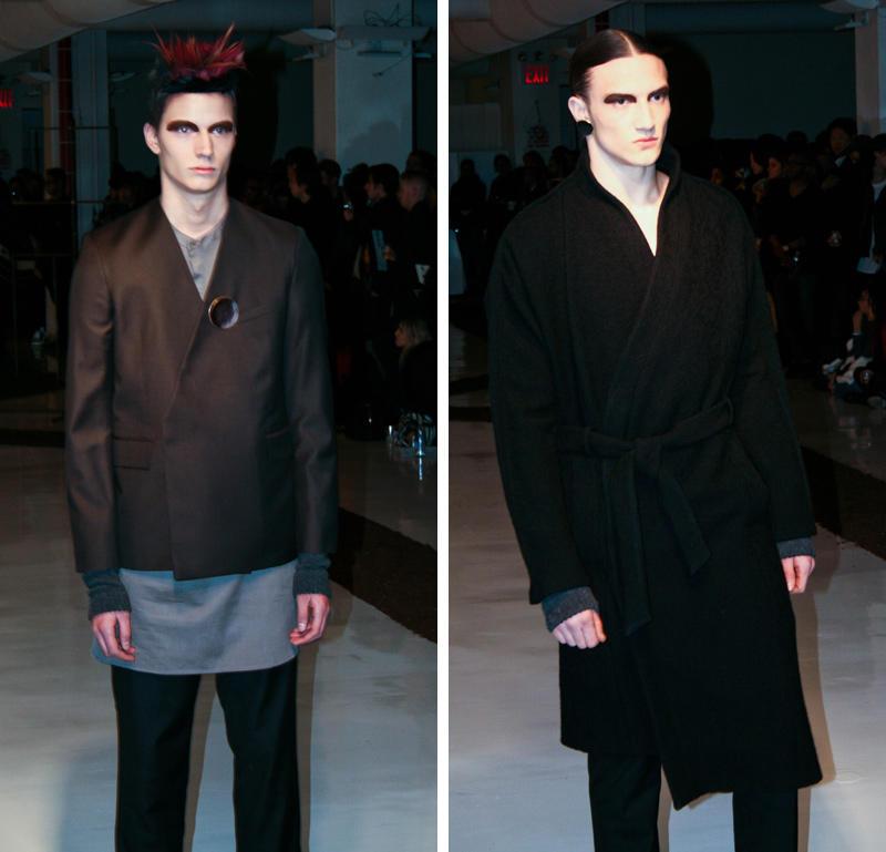 Siki Im Fall 2011 Preview | Mercedes-Benz Fashion Week