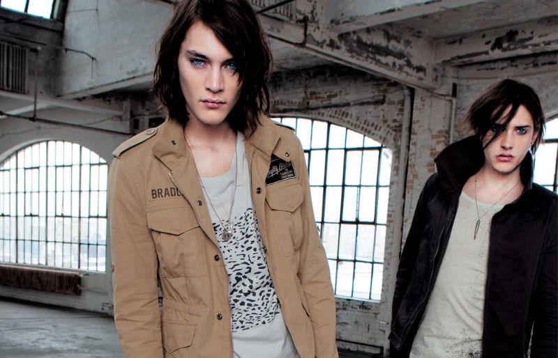 Jaco Van Den Hoven & Shaun Haugh for Codes Combine Spring 2011 Campaign