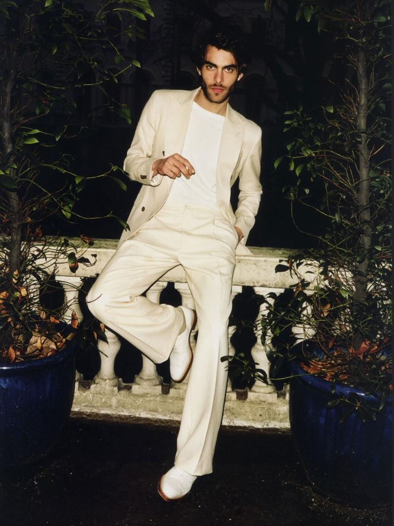 Jon Kortajarena by Angelo Pennetta for GQ Style UK Spring/Summer 2011