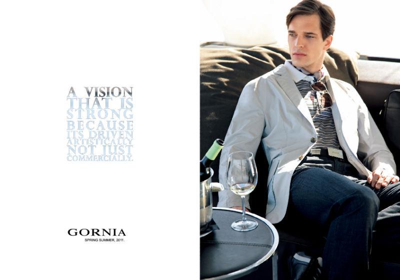Michael Gstoettner for Gornia Spring 2011