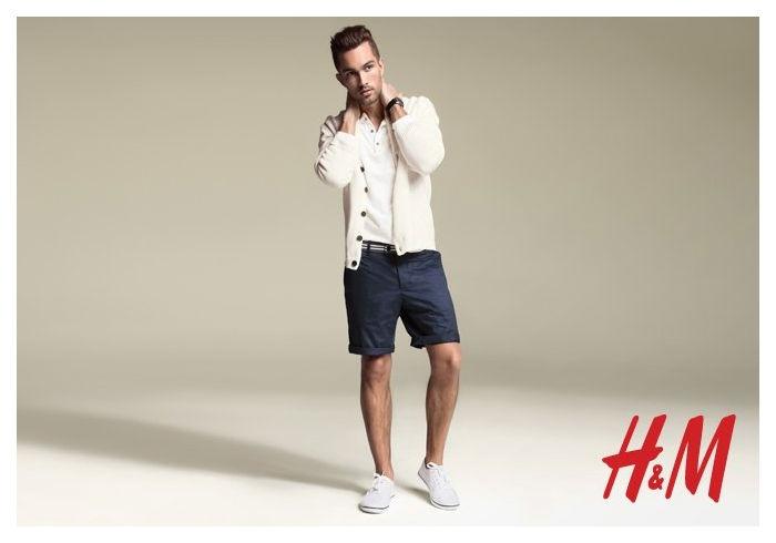 Tobias Sørensen for H&M Spring 2011 | Essential by Ann-Sofie