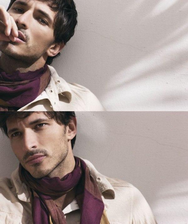 Andres Velencoso Segura for Dondup | Spring 2010 Campaign & Lookbook