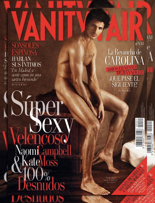 Andres Velencoso Segura by Giampaolo Sgura | Vanity Fair España May 2010