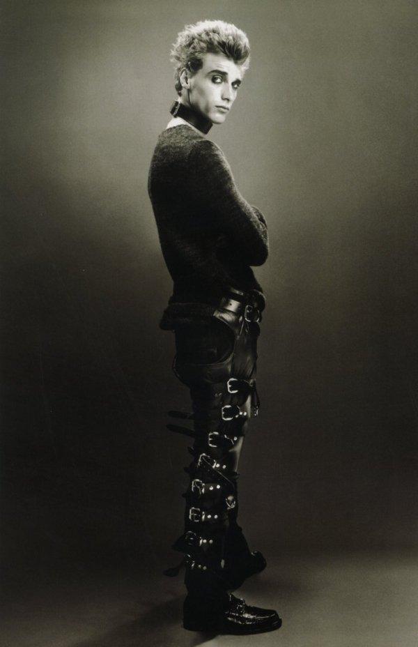 Clément Chabernaud by David Slijper for GQ Style UK
