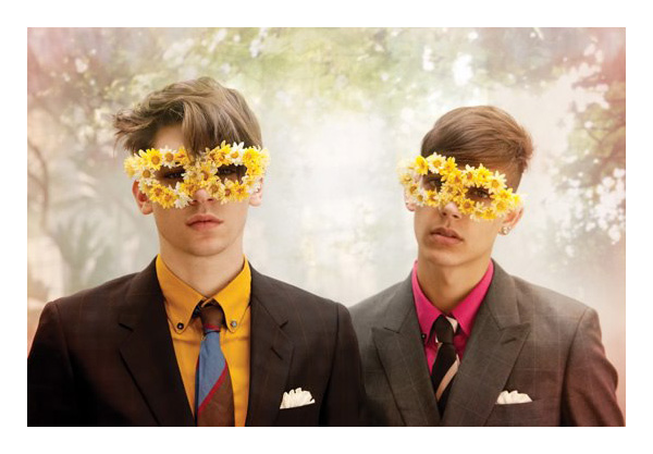 Cole Mohr & Ethan James for Customellow | Spring 2010 Campaign