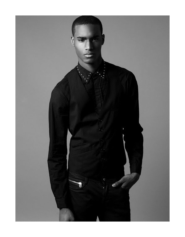 Model to Watch | Corey Baptiste Exclusive