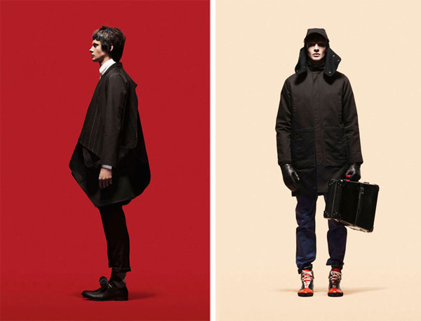 Fifth Avenue Shoe Repair Fall 2010 Campaign by Nils Odier