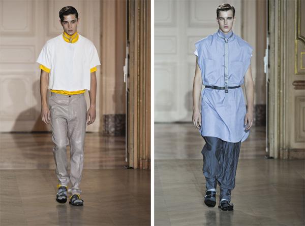 Francisco Vanbenthum Spring 2011 | Paris Fashion Week