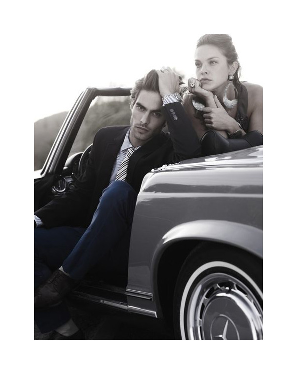 Jon Kortajarena by Barnaby Roper | Esprit Collection Spring 2010 Campaign