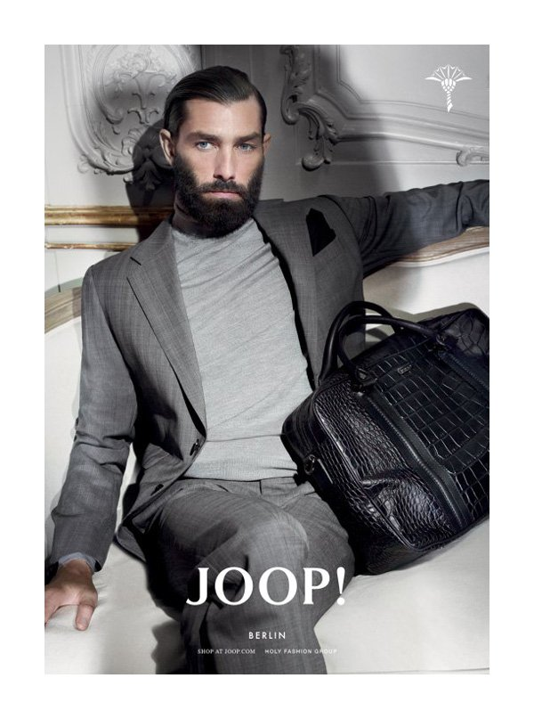 Patrick Petitjean by Glen Luchford for Joop! Fall 2010 Campaign