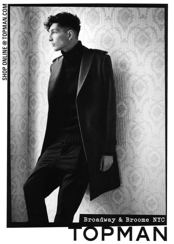 Kaan Tilki by Angelo Pennetta for Topman Fall 2010 Campaign