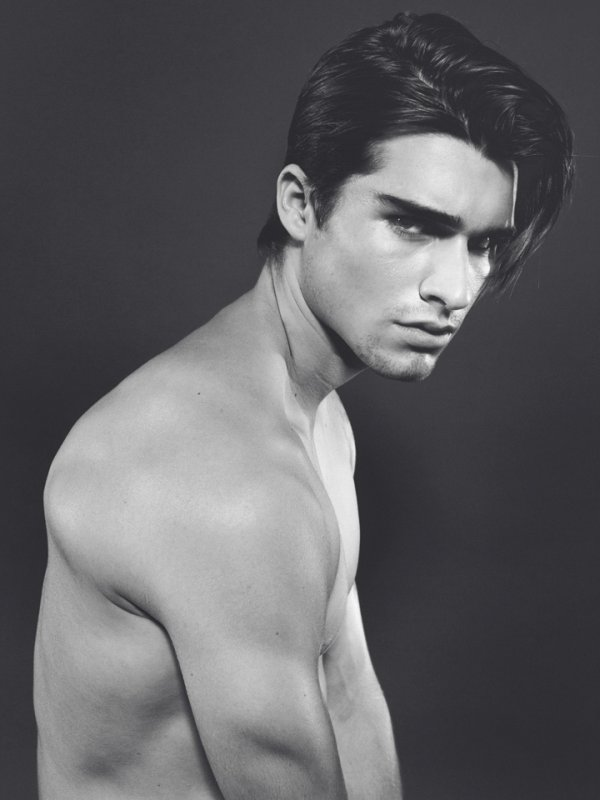 Portrait | Luke Armitage by Christian Rios