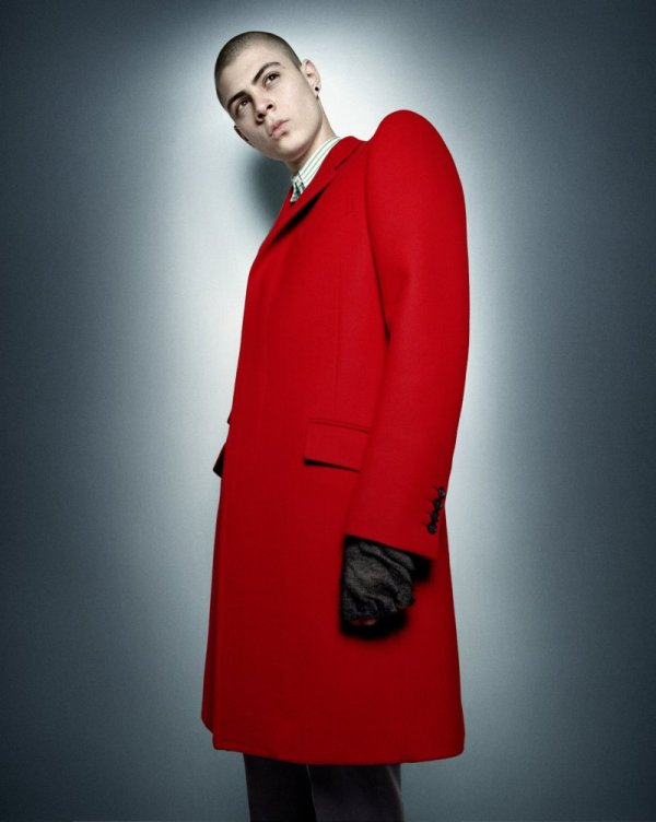 Duckie Brown Fall 2010 | Micky Ayoub by Platon