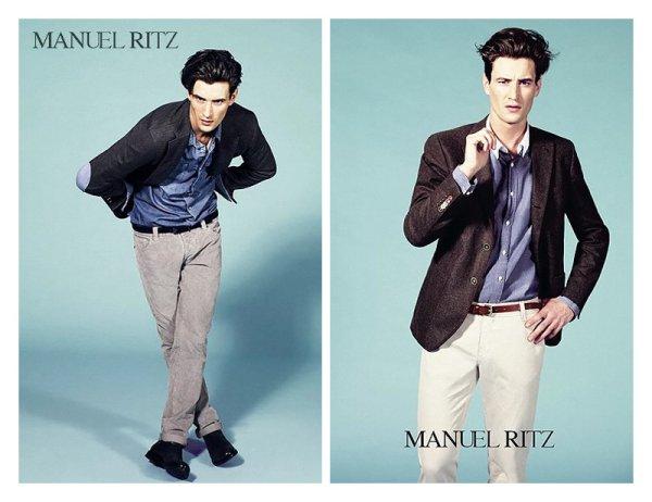 Owen Steuart for Manuel Ritz Fall 2010 Campaign