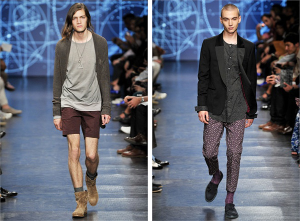 Paul Smith Spring 2011 | Paris Fashion Week