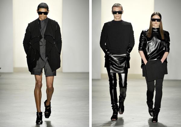 Rad by Rad Hourani Spring 2011   New York Fashion Week