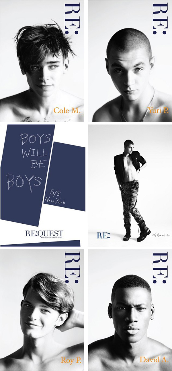Request Show Package | New York Fashion Week Spring 2011