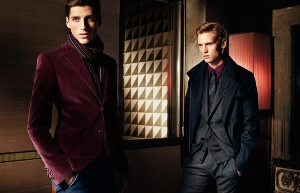 Ryan Kennedy & Alexander Johansson for Gucci Fall 2010