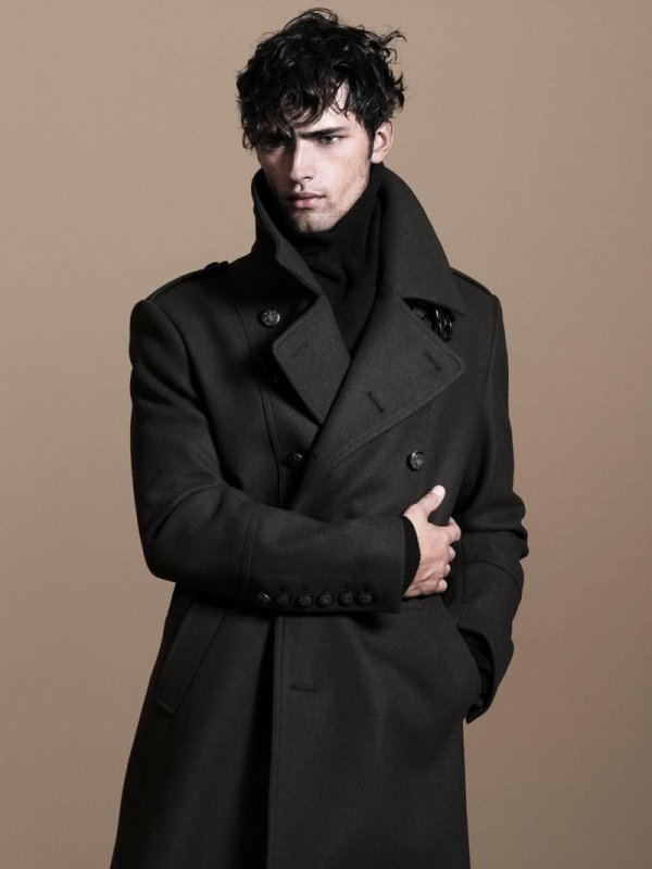 Sean O'Pry by David Sims for Zara Fall 2010 Campaign