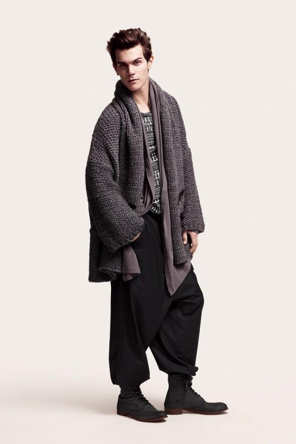 Vincent Lacrocq for H&M Fall 2010